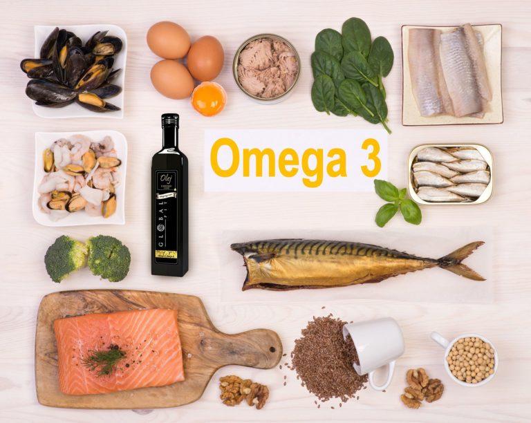 Омега-кислоты для похудения: в каких продуктах их найти?