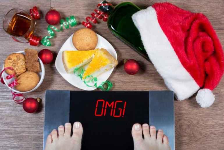 Как быстро похудеть после праздников без вреда для здоровья