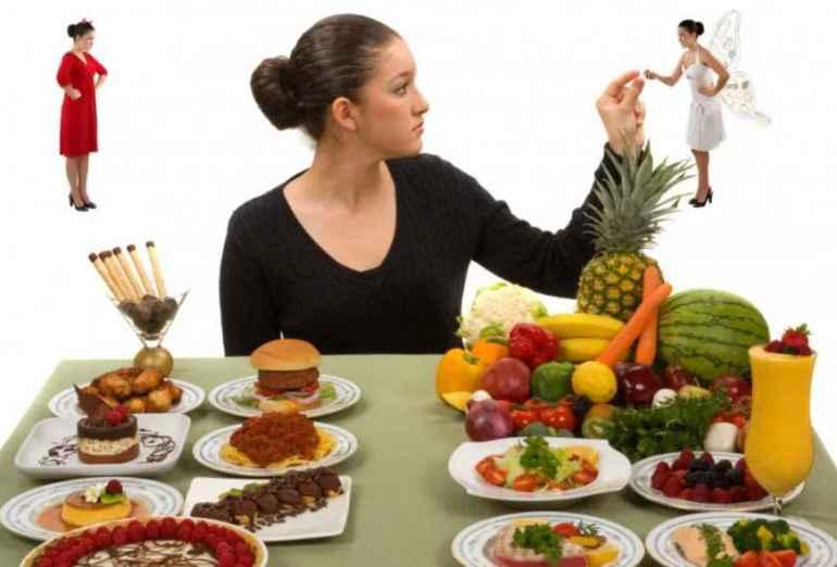 Какую пищу лучше исключить при похудении