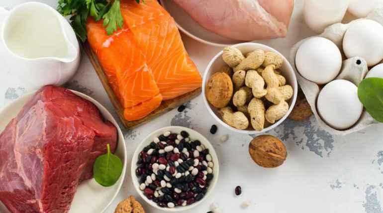 Роль белковой пищи при похудении
