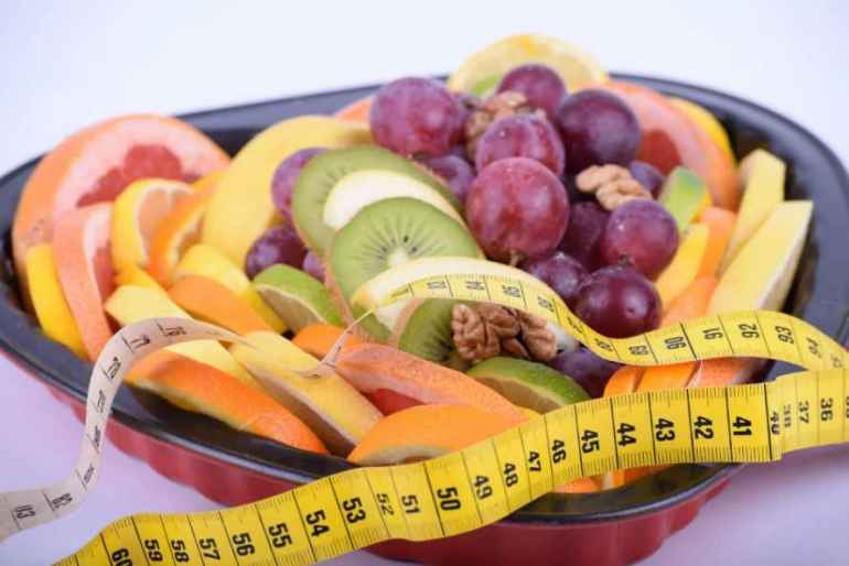 Как правильно есть фрукты, чтобы худеть