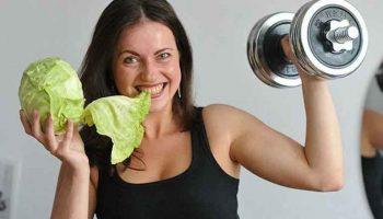 Каким должно быть питание перед тренировкой?