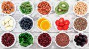 В каких продуктах много антиоксидантов