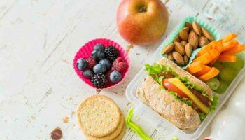 Легкие перекусы перед утренней пробежкой на 100-200 калорий