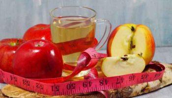 Яблочный уксус при похудении: за и против